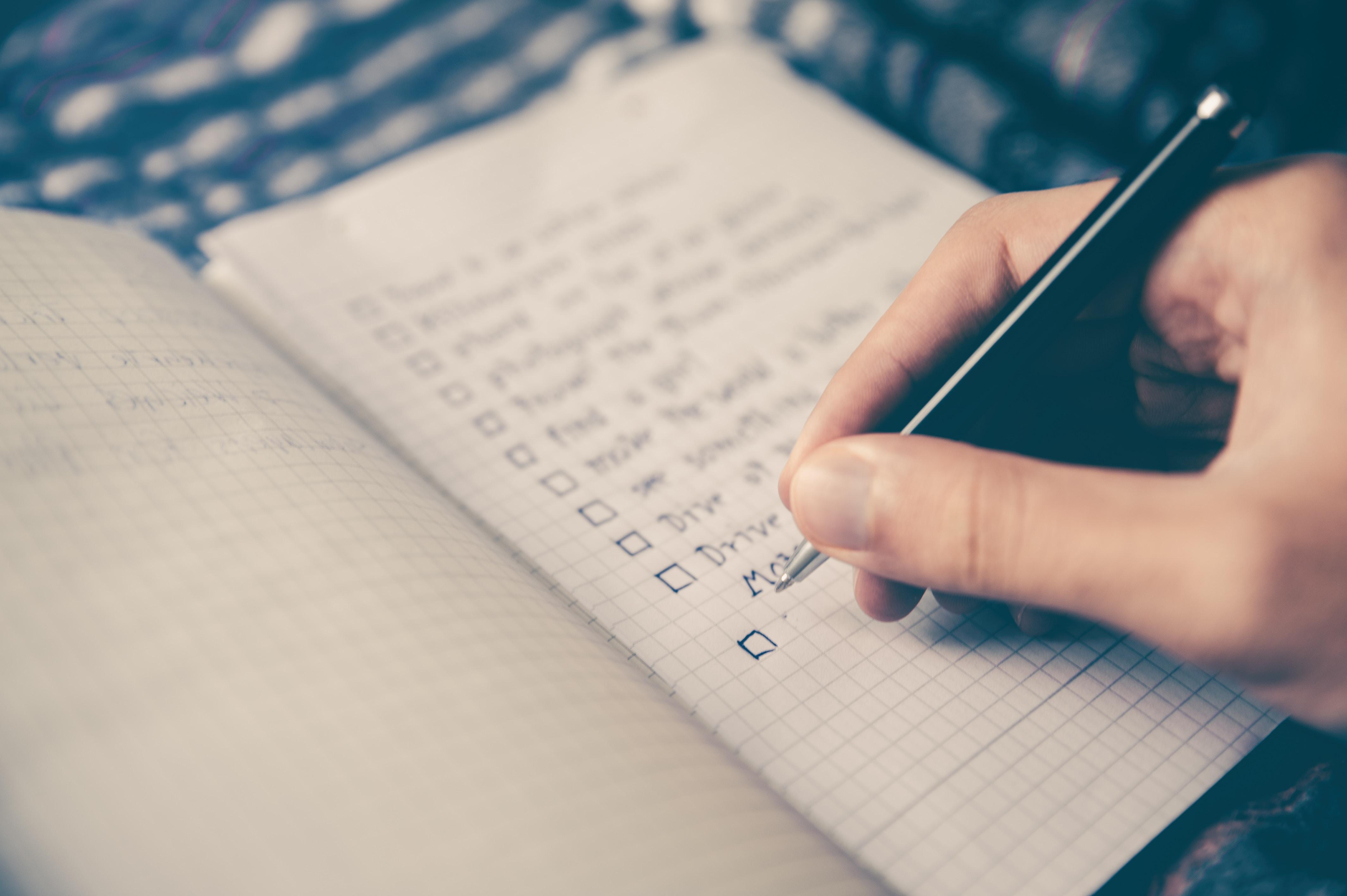 Die ersten 6 Schritte nach deiner Kündigung